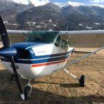 F-GLOO Cessna 172 Skyhawk II - Aeroclub Rhone-Alpin, France