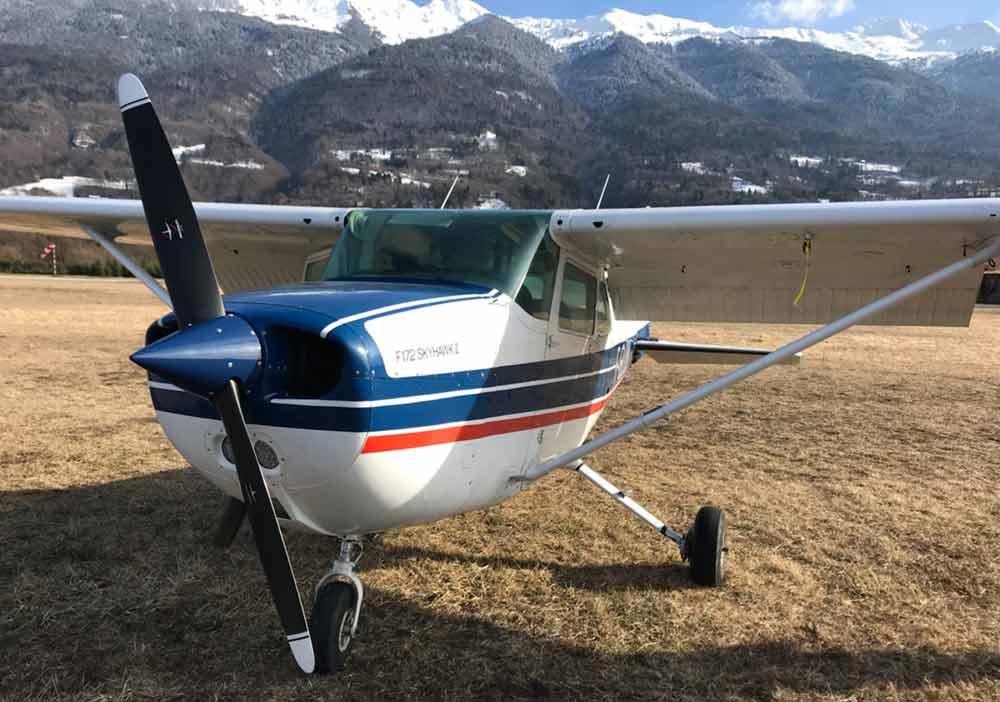 L'Aéroclub Rhône-Alpin est né